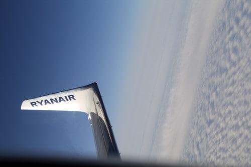 Hinflug mir Ryanair