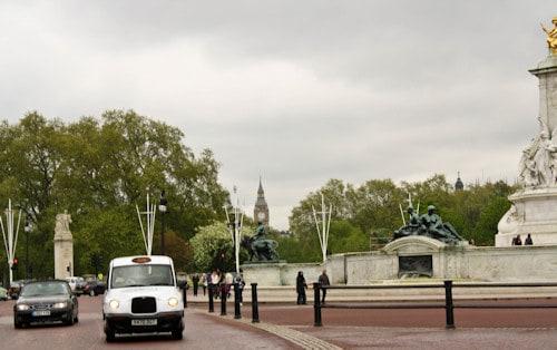 London Kurztrip