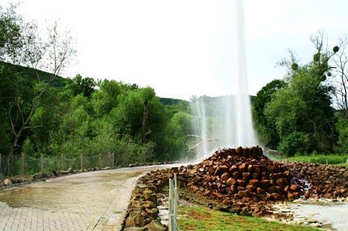 Andernach Kaltwasser Geysir