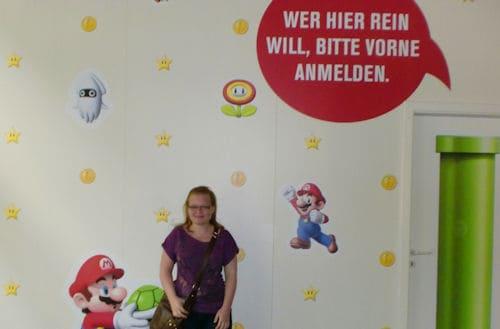 gamescom Super Mario