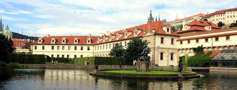 Prag ist eine super schöne Stadt.
