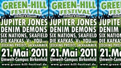 green hill festival