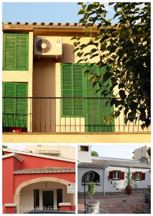 Mallorca Häuser