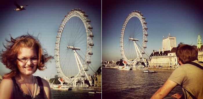 London 2012 London Eye