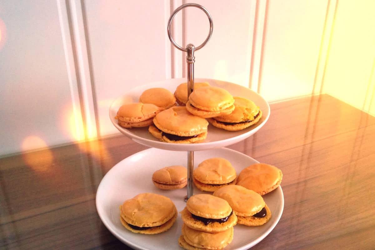 Macarons, yummy