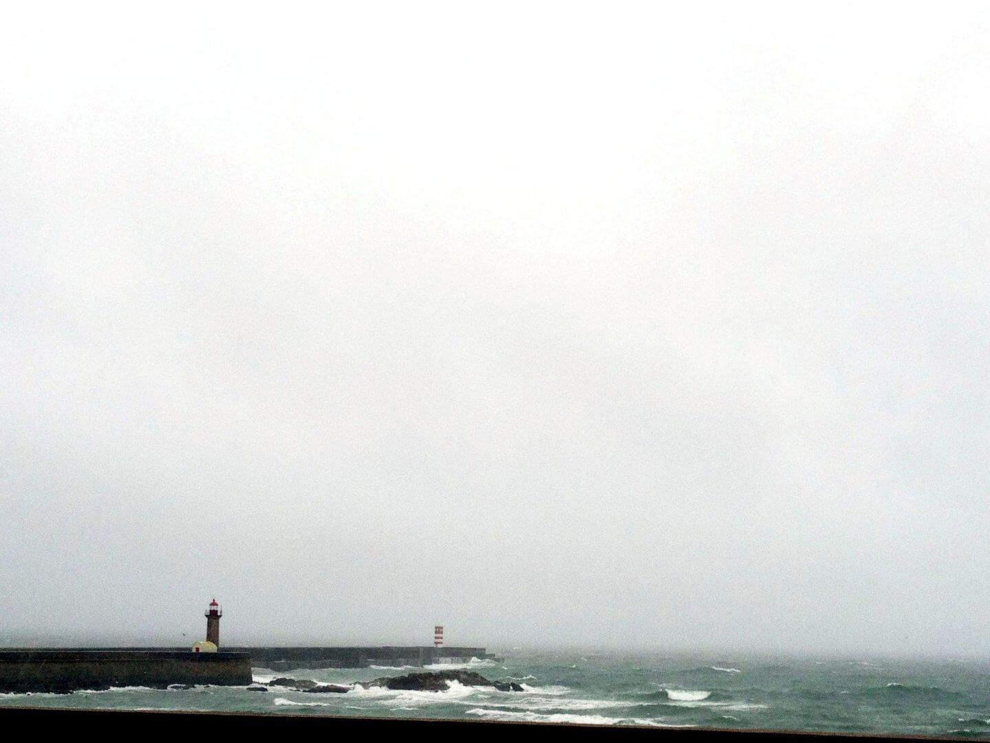 Das Meer auf Leinwand