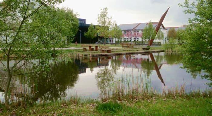 Umwelt-Campus Birkenfeld Teich