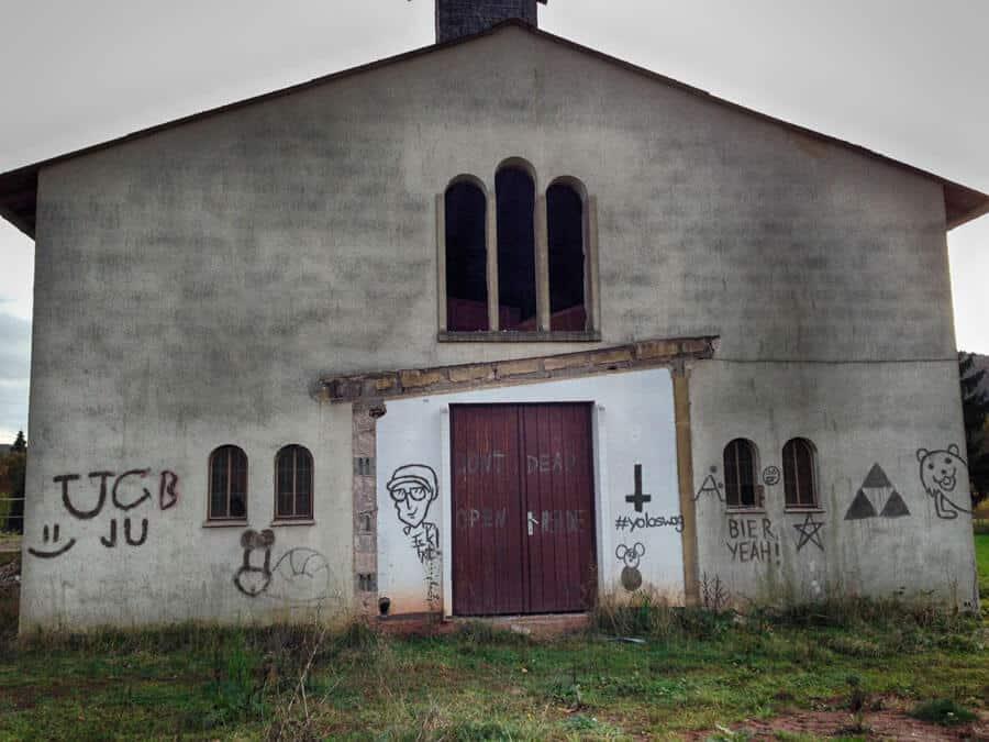Kirche am Umwelt-Campus