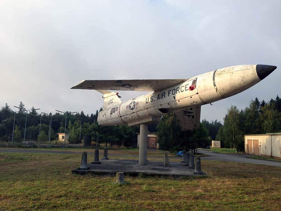 Raketenbasis Air Force