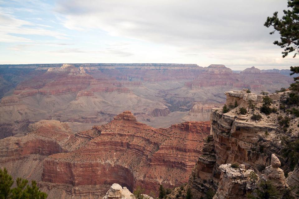 Roadtrip USA: Hoover Dam und Grand Canyon
