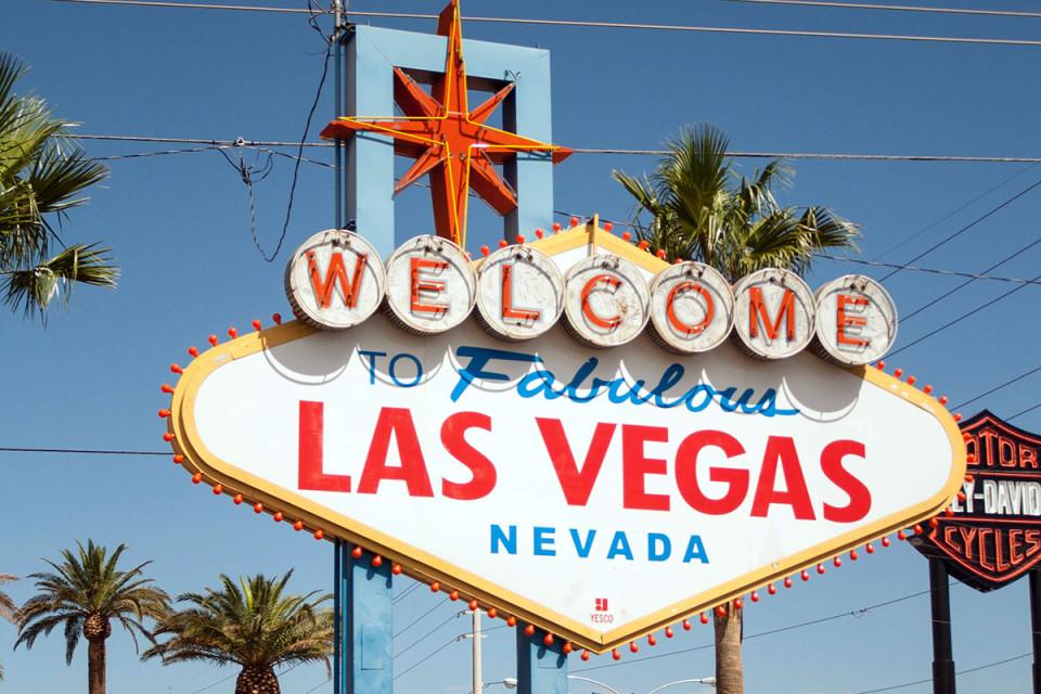 Roadtrip USA: Las Vegas, bling bling und keine Millionen nach Hause gebracht