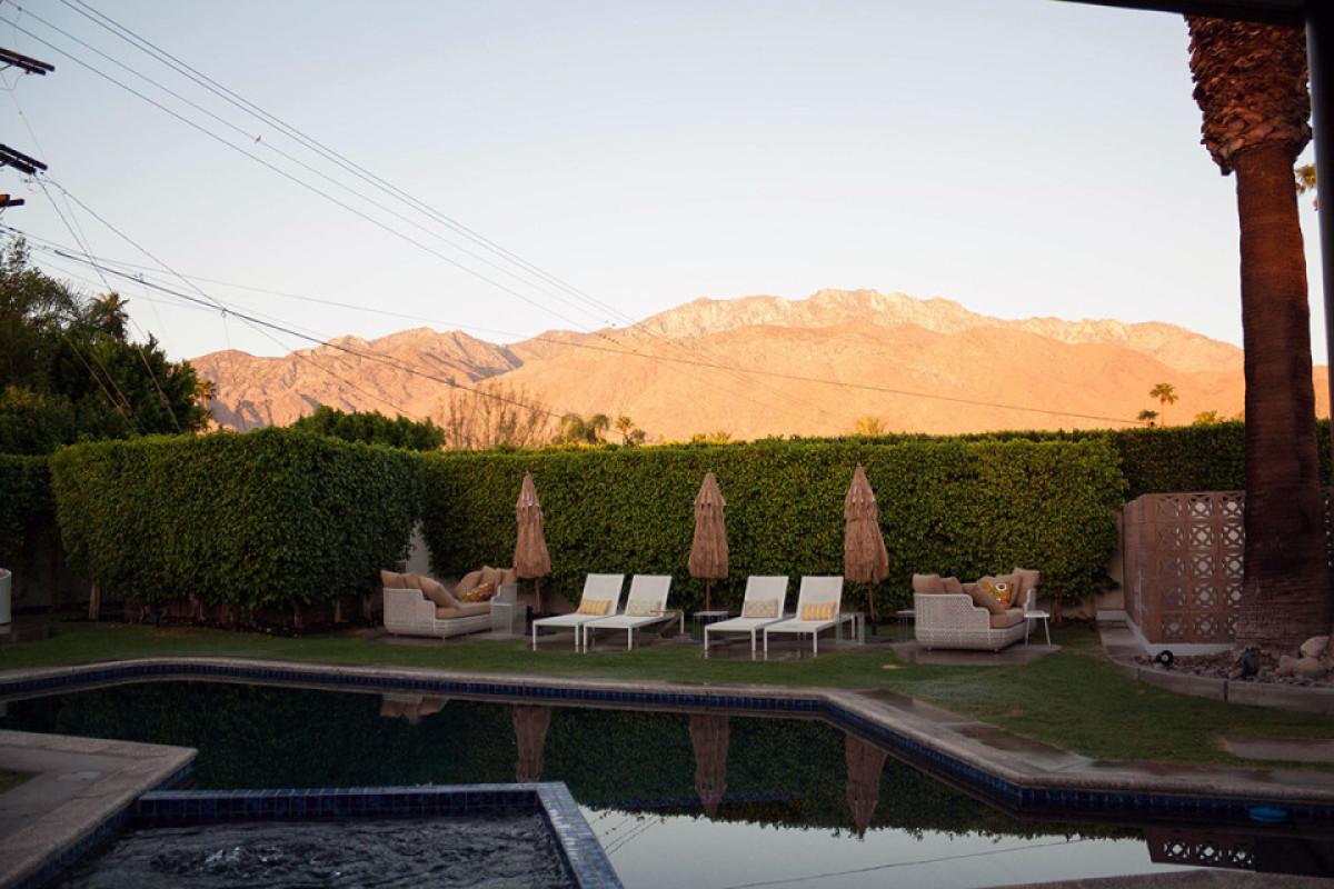 Roadtrip USA: Palm Springs, Luxus, Poolparties und BBQ
