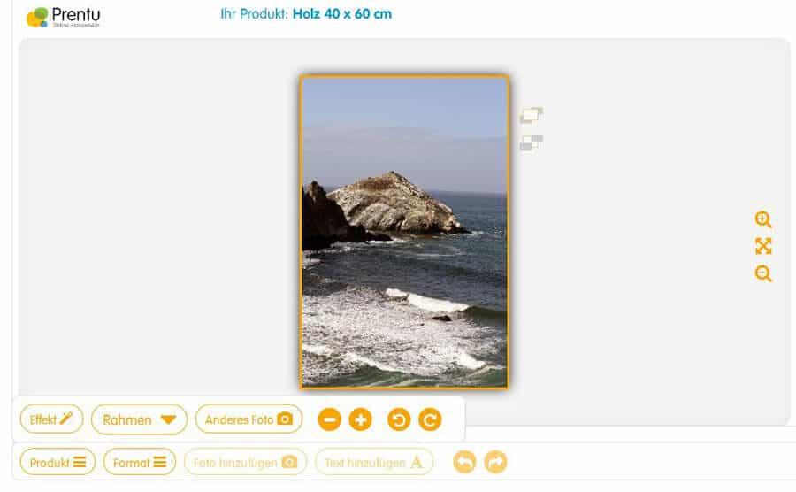 Webprint.de Bestellvorgang