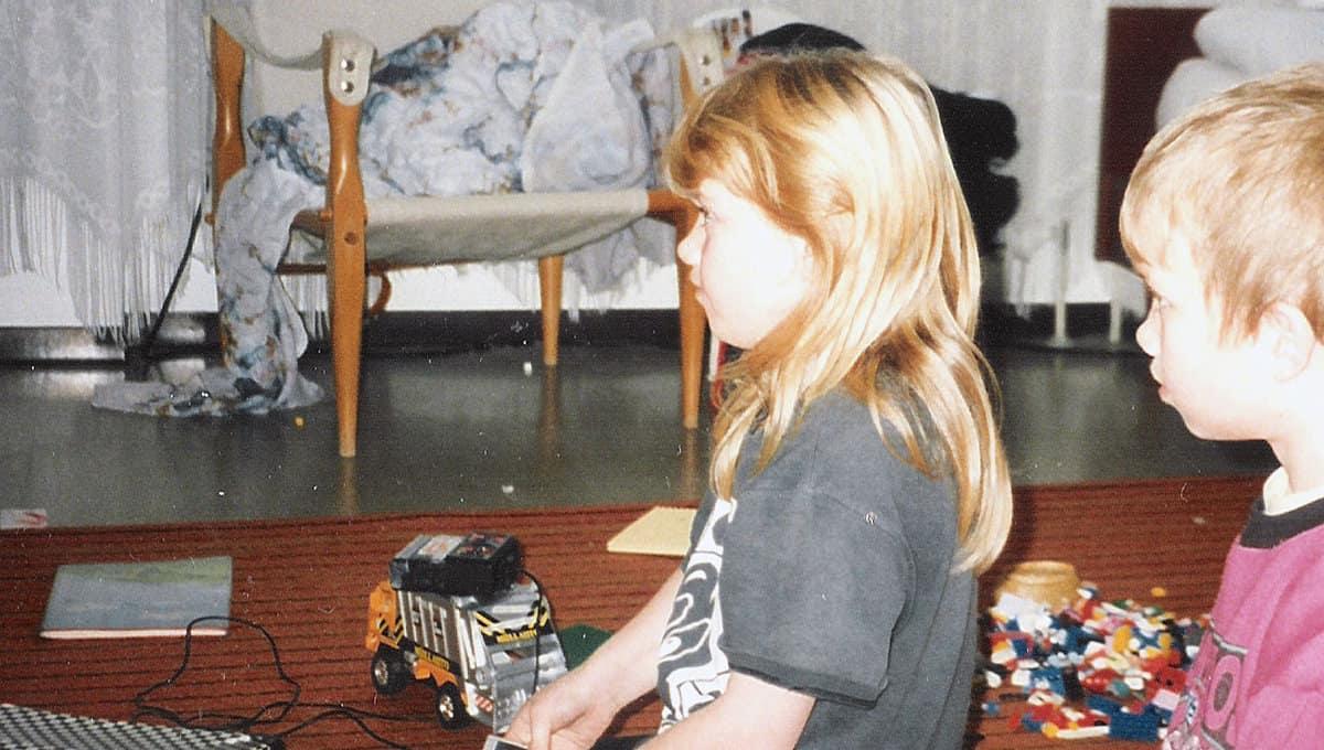 90er Jahre mit Nintendo und Lego