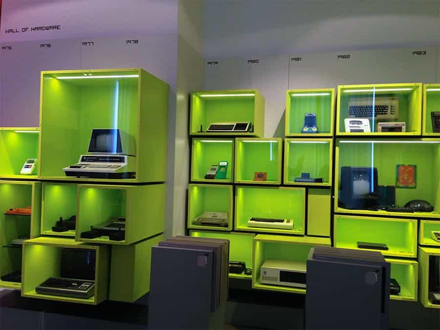 Computerspiele Museum Berlin Konsolen