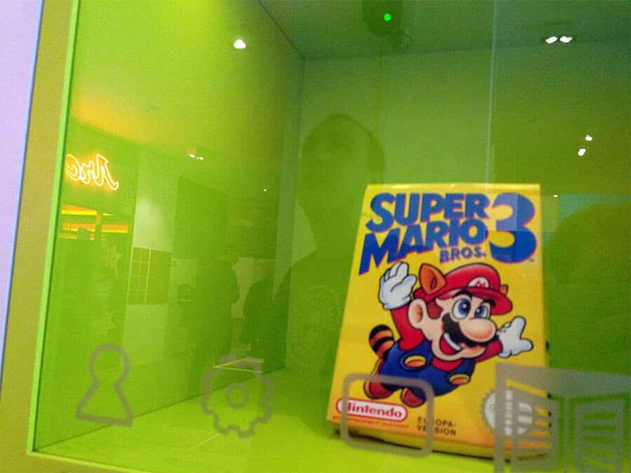Computerspiele Museum Berlin Super Mario Brothers