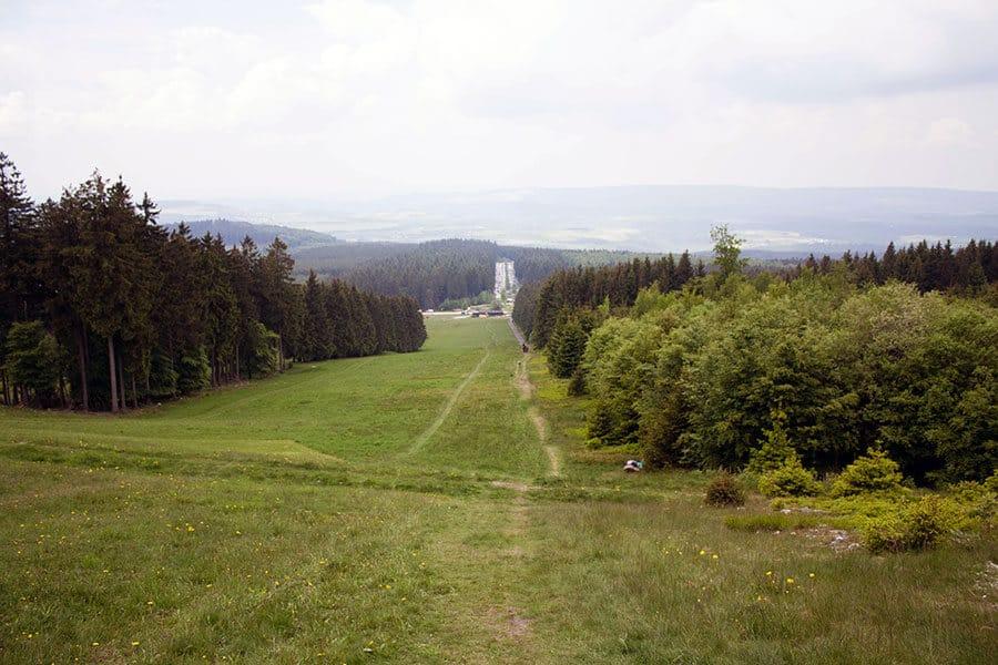 Nationalpark Hunsrück Hochwald Aussicht vom Windklang_aussicht
