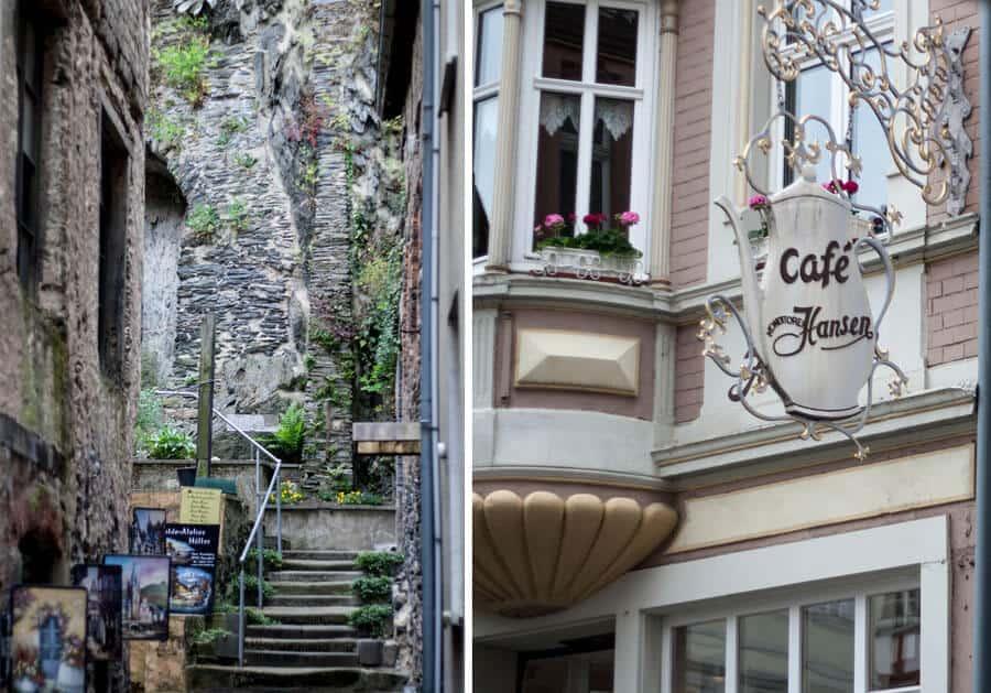 Bernkastel-Kues schöne Häuser