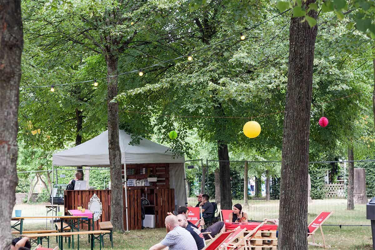 Street Food Festival Saarbrücken