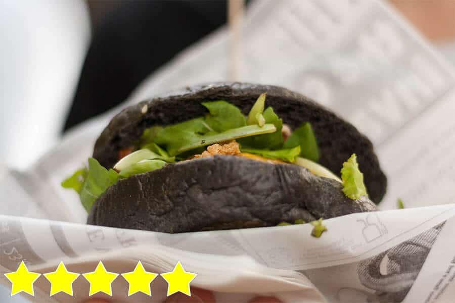 Black Tuna Burger
