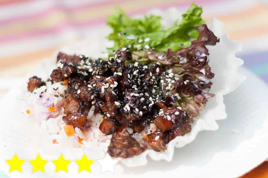 japanisches vom Tokyo Grill