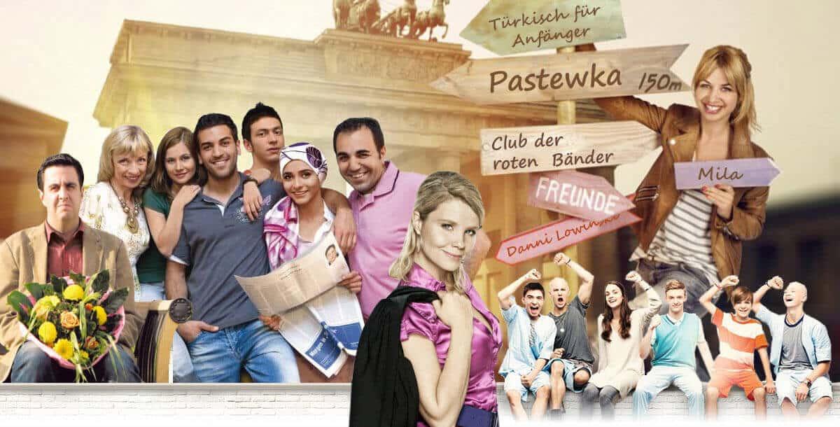 Meine 5 liebsten deutschen Serien