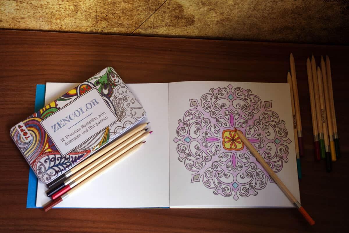 Zencolor – Der neue Kreativtrend + Verlosung