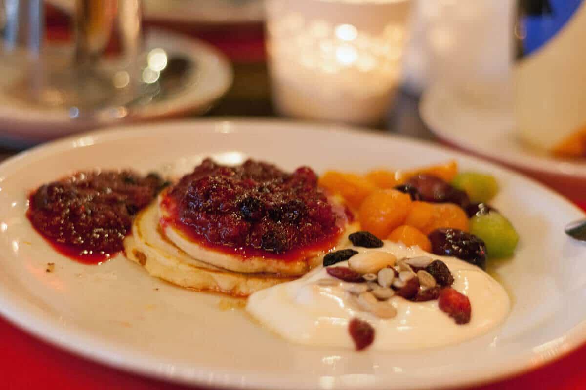 Pancakes im Buena Vista