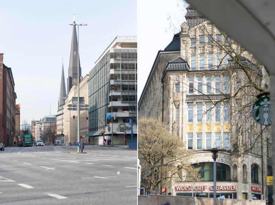 Hamburg - eine sehr schöne Stadt