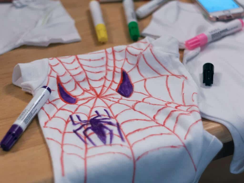 Babybody Spiderman
