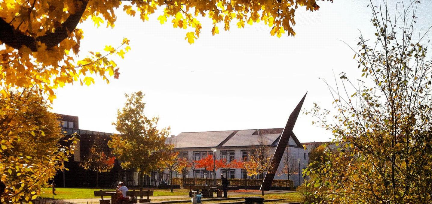 Herbst am Umwelt-Campus