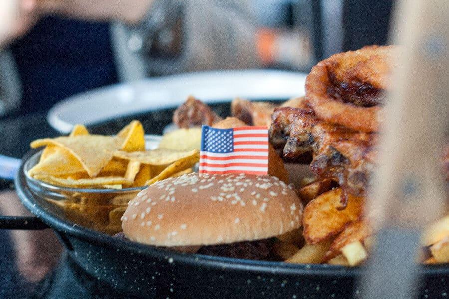 Folsom Prison Diner2er Platte