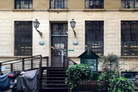 HighTech-Mailand-Eingang