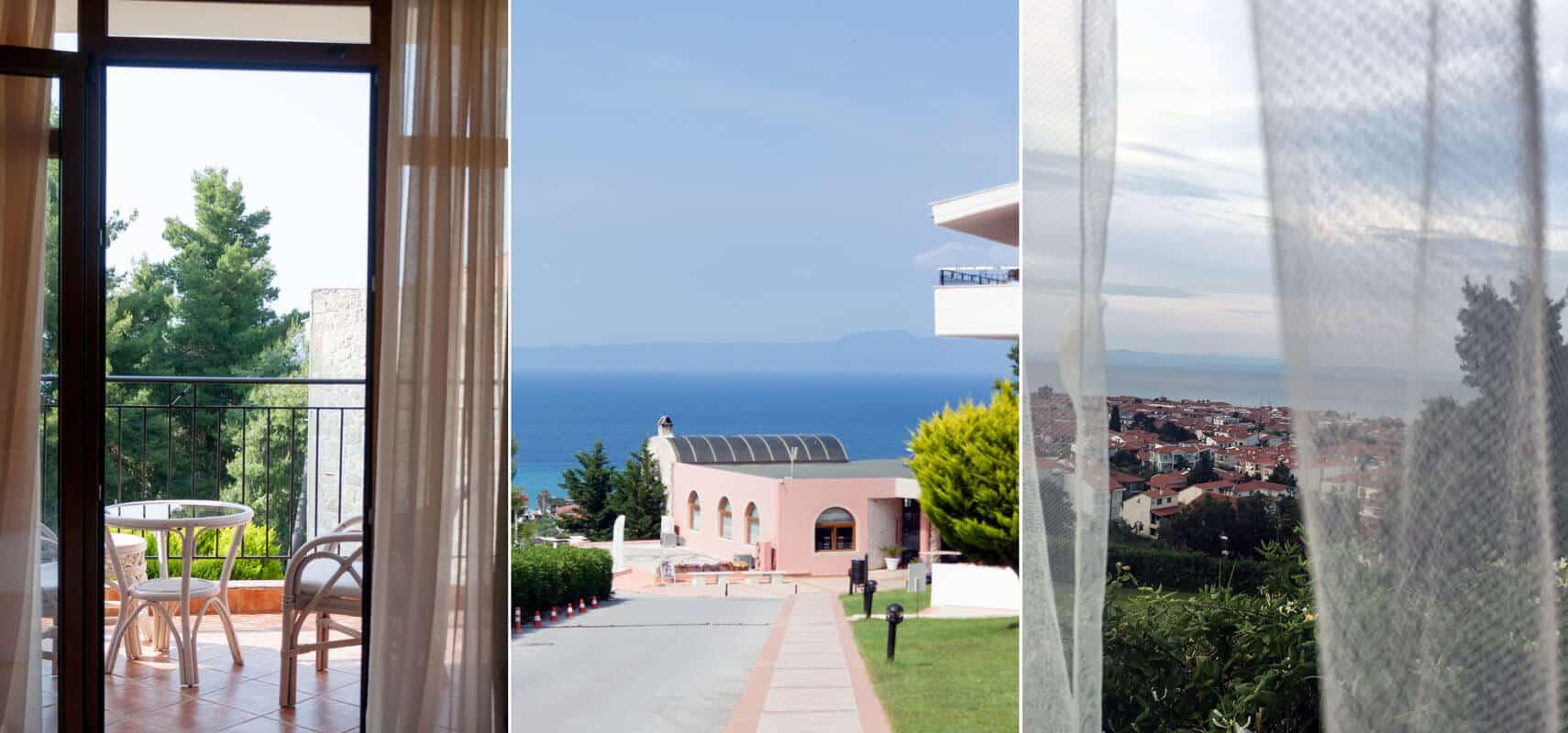 Alia Palace Hotel - Anlage