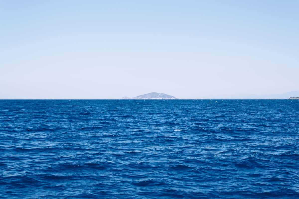 Das wunderschöne Meer