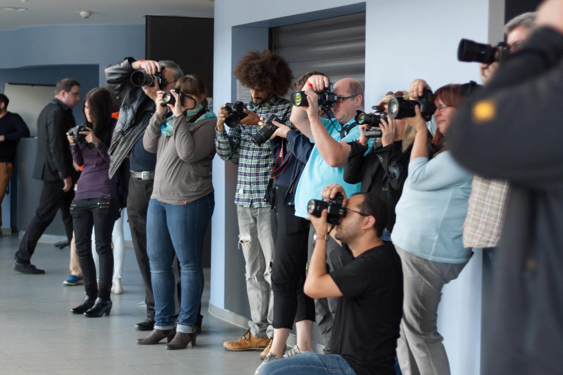 Foto-Uni 2017 in Birkenfeld am Umwelt-Campus