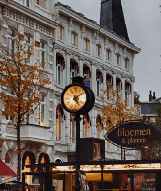 Maastricht im Herbst