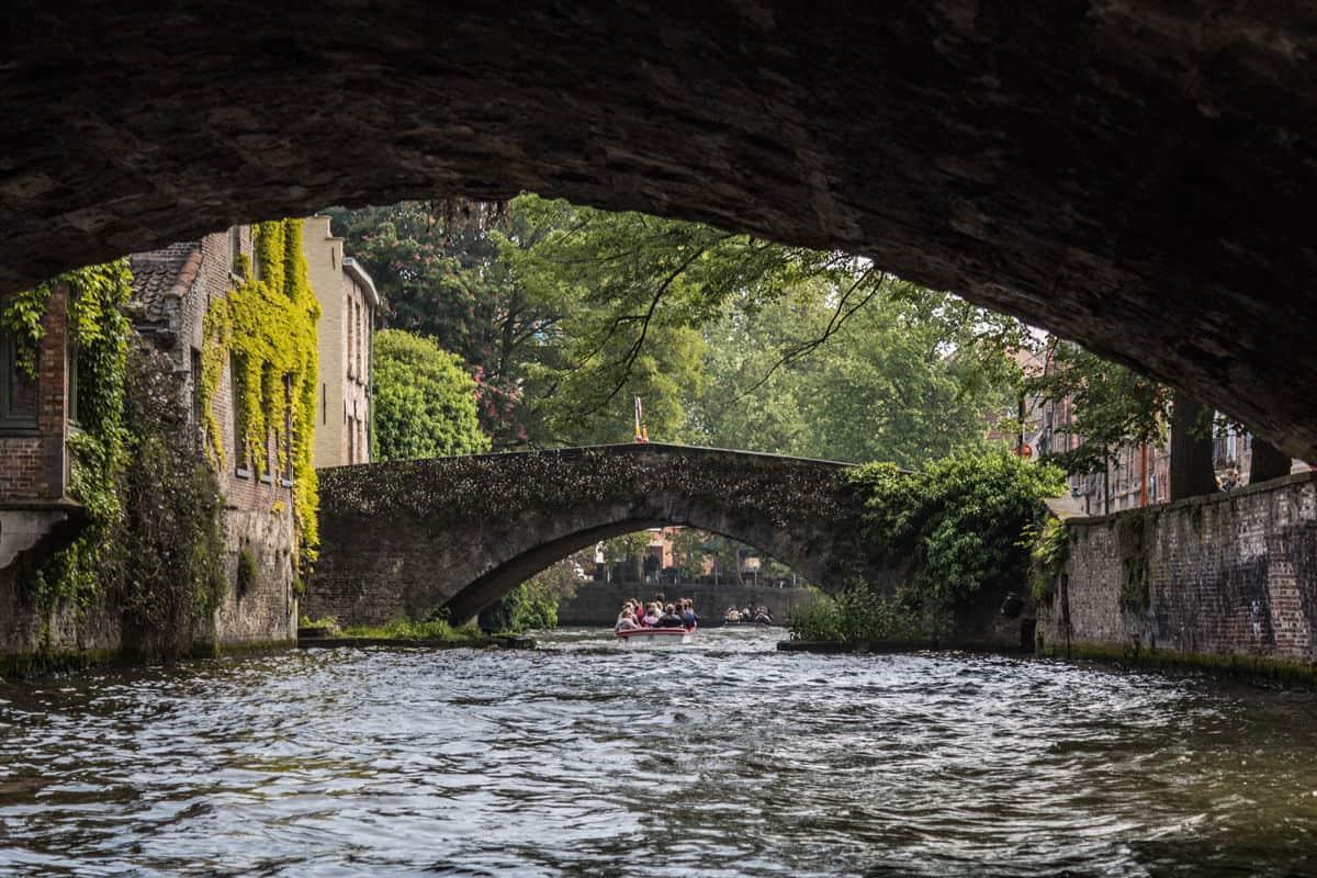 Brücken in Brügge